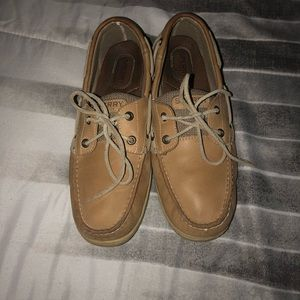 womens sperrys
